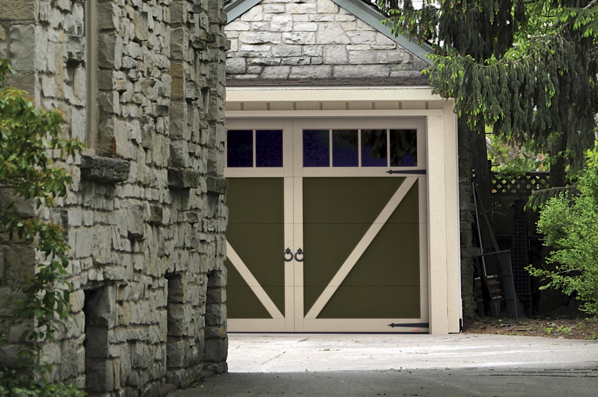 Garaga for Porte de garage garaga